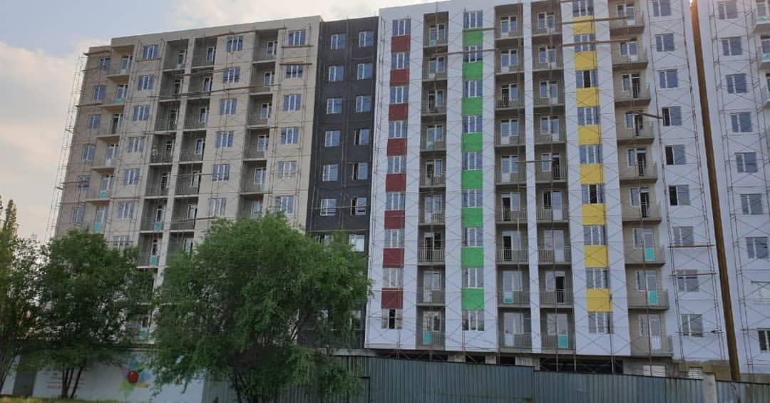 Жилой комплекс Опера в Алматы